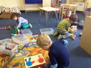 Preschool and school-age childcare registration forms